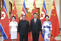 Chinese president plans visit to DPRK