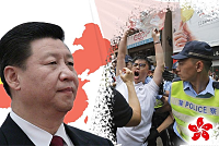 The fate of democracy in the Chinese...