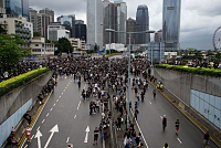 Hong Kong is chaotic, but Singapore...