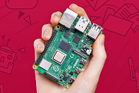 The New Raspberry Pi Is Basically a...