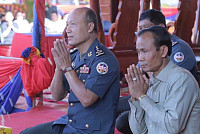 Major General Sao Sokha: Those who...