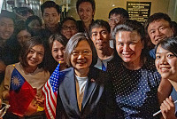 Taiwan's President Pushes For UN...