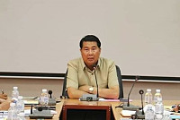 The meeting on the implementation of...