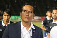 Prak Sovannara believes Cambodia can...