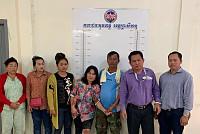 Police detain Mr. Hun Sokha, chairman...