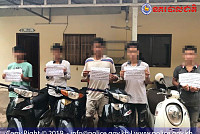 Siem Reap police search for suspects...