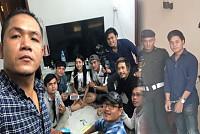 Chum Lino post leaked photos of drug...