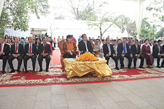 Minister of Commerce: Cambodia wants...