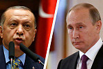 Turkish President tells Putin that...