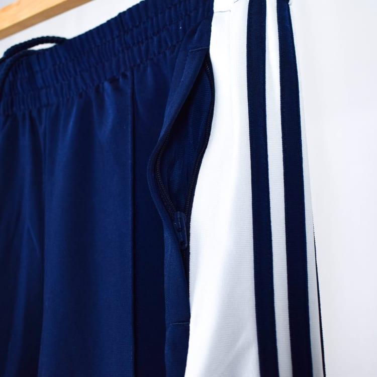 pestillo Arqueológico Mejorar  Adidas byxor med knappar, strl 38 | Till salu på Yaytrade