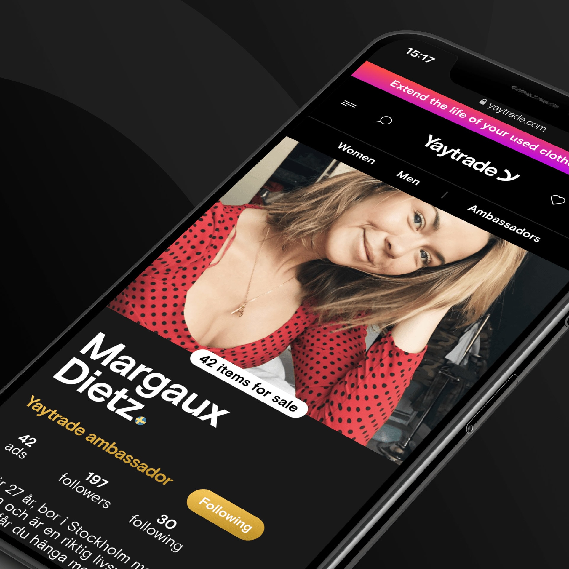 The debut of Yaytrade's fresh new platform design