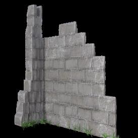 Ruinenmauer als Sicht- und Windschutz: DIE Trend-Dekoration für ...