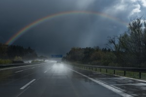 Regentaugliche Reifen für Ihre Sicherheit!
