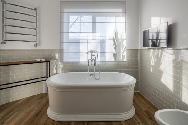 Wie Kann Man Mit Fliesen Ein Landhaus Bad Gestalten?