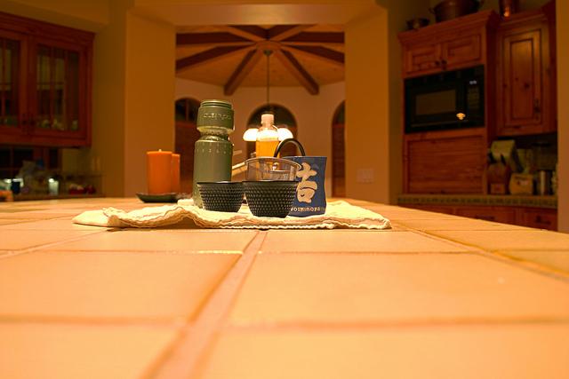terracotta fliesen in der k che ben tigen besondere pflege. Black Bedroom Furniture Sets. Home Design Ideas