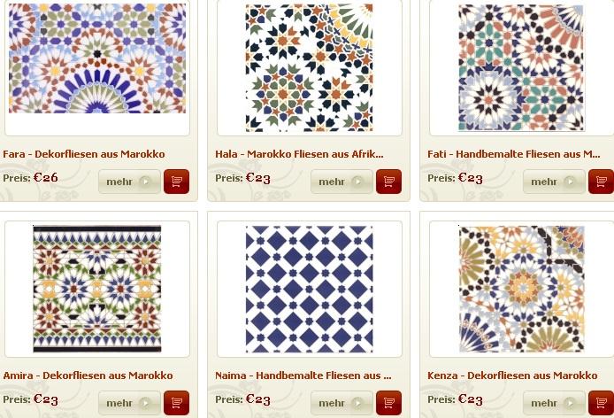 Marokkanische Zementfliesen So Ist Qualität Garantiert