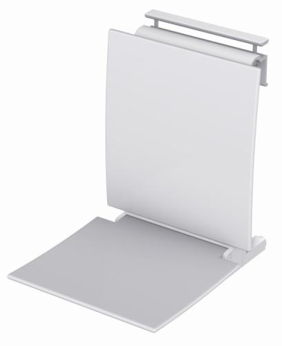 ob klappbar oder fest installiert mit einem duschsitz. Black Bedroom Furniture Sets. Home Design Ideas