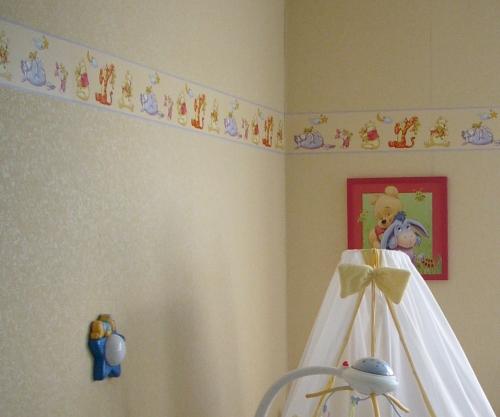 babyzimmer kreative wandgestaltung auf verschiedenen wegen. Black Bedroom Furniture Sets. Home Design Ideas