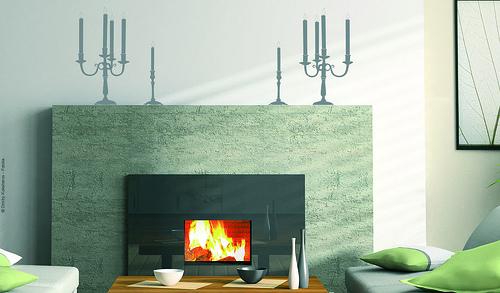 wie ein malermeister mit wandschablonen jeden raum beleben kann. Black Bedroom Furniture Sets. Home Design Ideas