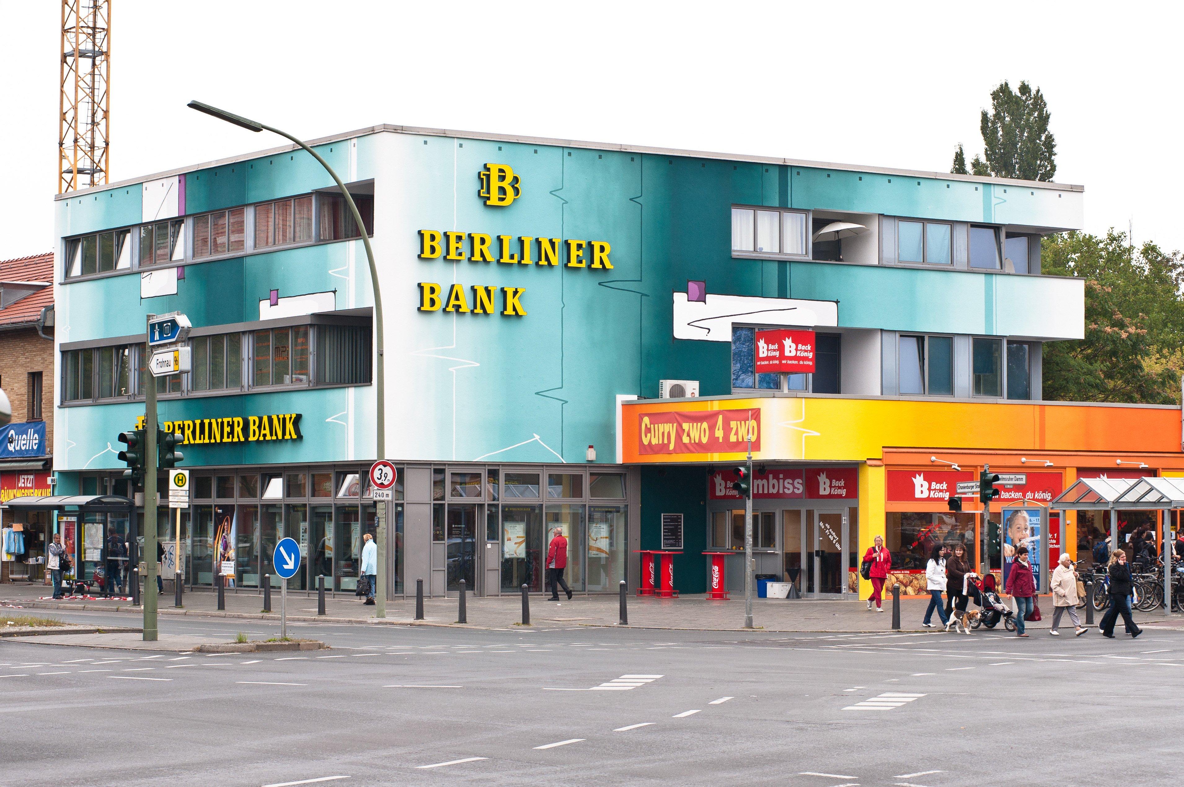 Berliner Bank Wittenau