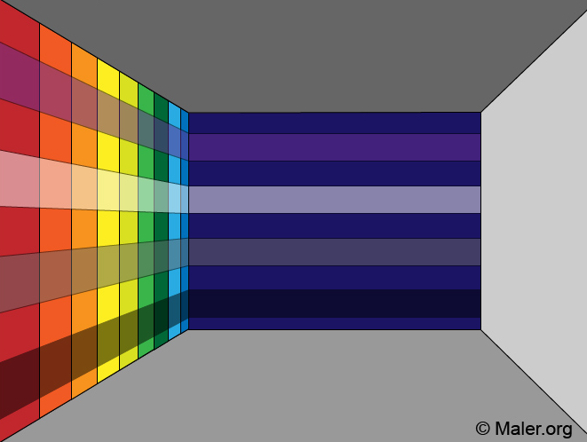 Eine Individuelle Und Optisch Ansprechende Wandgestaltung Können Sie  Erreichen, Indem Sie Ihre Wandfarben Vom Malerfachbetrieb