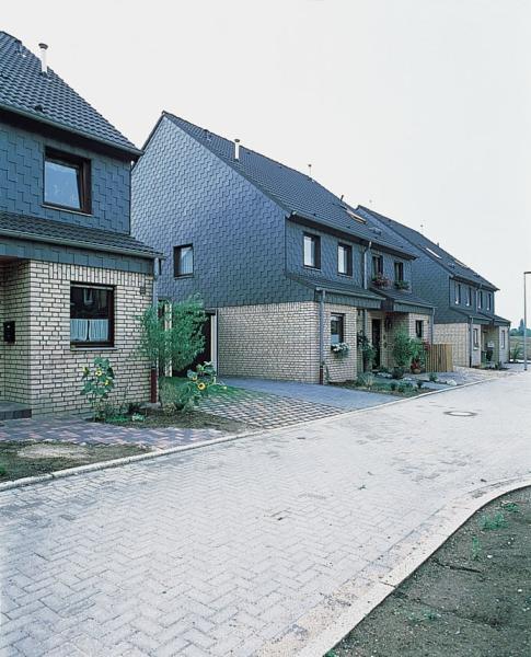Eine Fassadenverkeidung Bietet Eine Vielzahl An Gestaltungsmöglichkeiten. ©  ZVDH