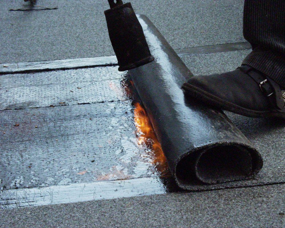 Favorit Flachdachsanierung Bitumen: Infos & Kosten TI61
