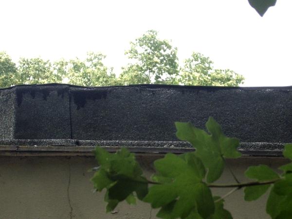 gesandete dachpappe abdichten moderne konstruktion. Black Bedroom Furniture Sets. Home Design Ideas