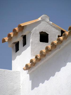 m nch und nonne eine der ltesten dachziegelformen. Black Bedroom Furniture Sets. Home Design Ideas