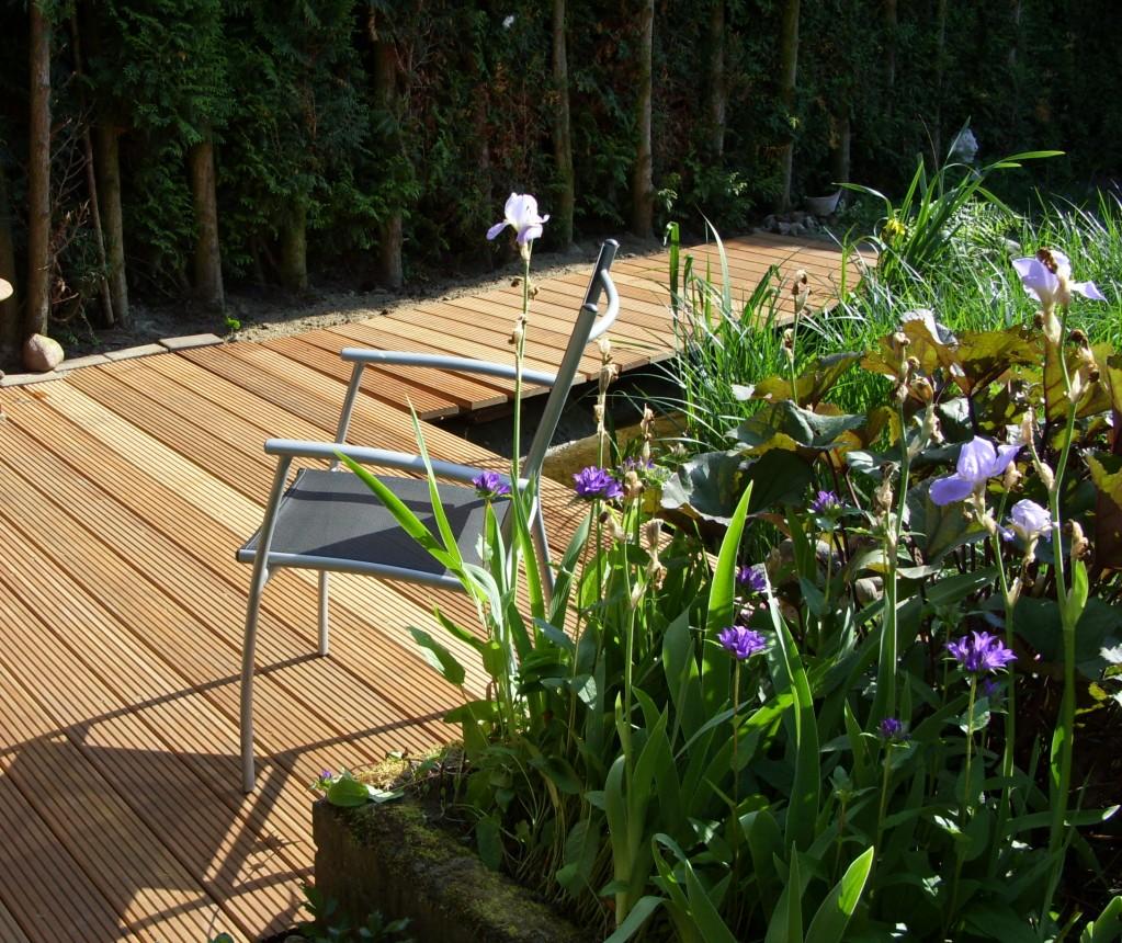 terrasse aus holz erfahrungen. Black Bedroom Furniture Sets. Home Design Ideas