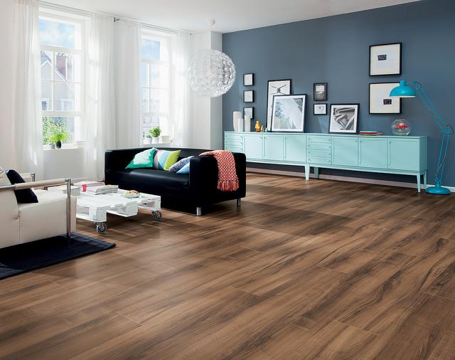 nussbaum laminat was sie schon immer wissen wollten. Black Bedroom Furniture Sets. Home Design Ideas
