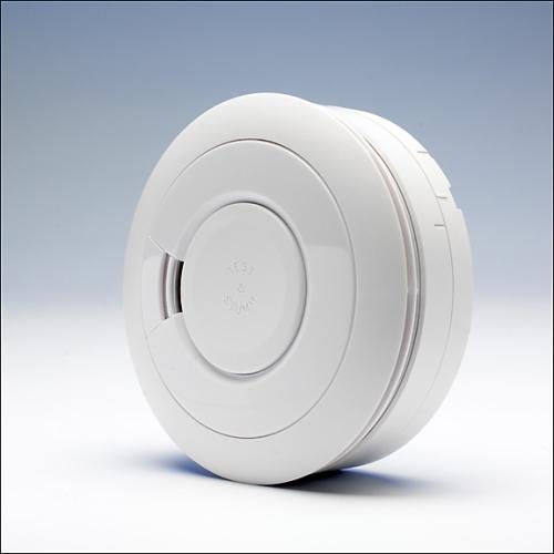 rauchmelder als design objekt kreative sicherheit in ihrem haus. Black Bedroom Furniture Sets. Home Design Ideas