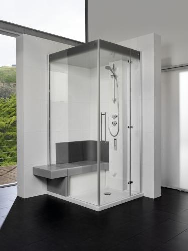 wie sie mit der richtigen glaswand dusche und badezimmer aufwerten. Black Bedroom Furniture Sets. Home Design Ideas