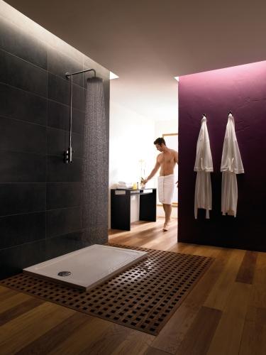 so finden sie die passende ablaufgarnitur f r ihre dusche. Black Bedroom Furniture Sets. Home Design Ideas