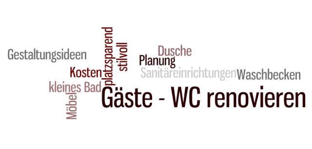 Gäste Wc Renovieren : g ste wc renovieren kosten risiken kontakte ~ Markanthonyermac.com Haus und Dekorationen