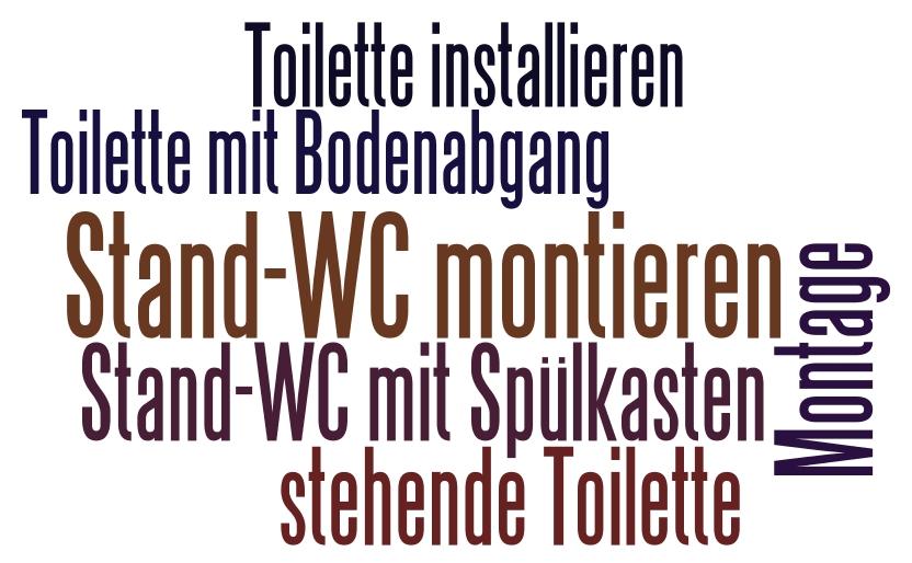 Stand Wc Montieren Hier Tipps Zur Installation