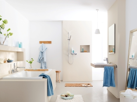 was sie beachten sollten wenn sie eine offene dusche bauen m chten. Black Bedroom Furniture Sets. Home Design Ideas