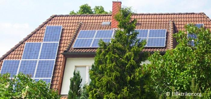 solaranlage planen wann lohnt sich eine solaranlage im eigenheim. Black Bedroom Furniture Sets. Home Design Ideas