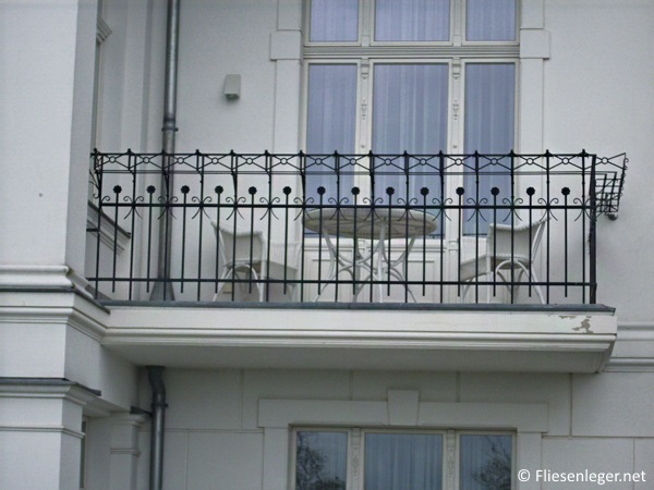 Fabulous Wann sollte ein Balkon saniert werden? ND77