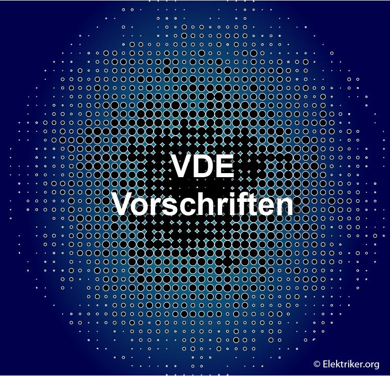 VDE-Vorschriften beachten und Elektroinstallation sicher in Betrieb ...