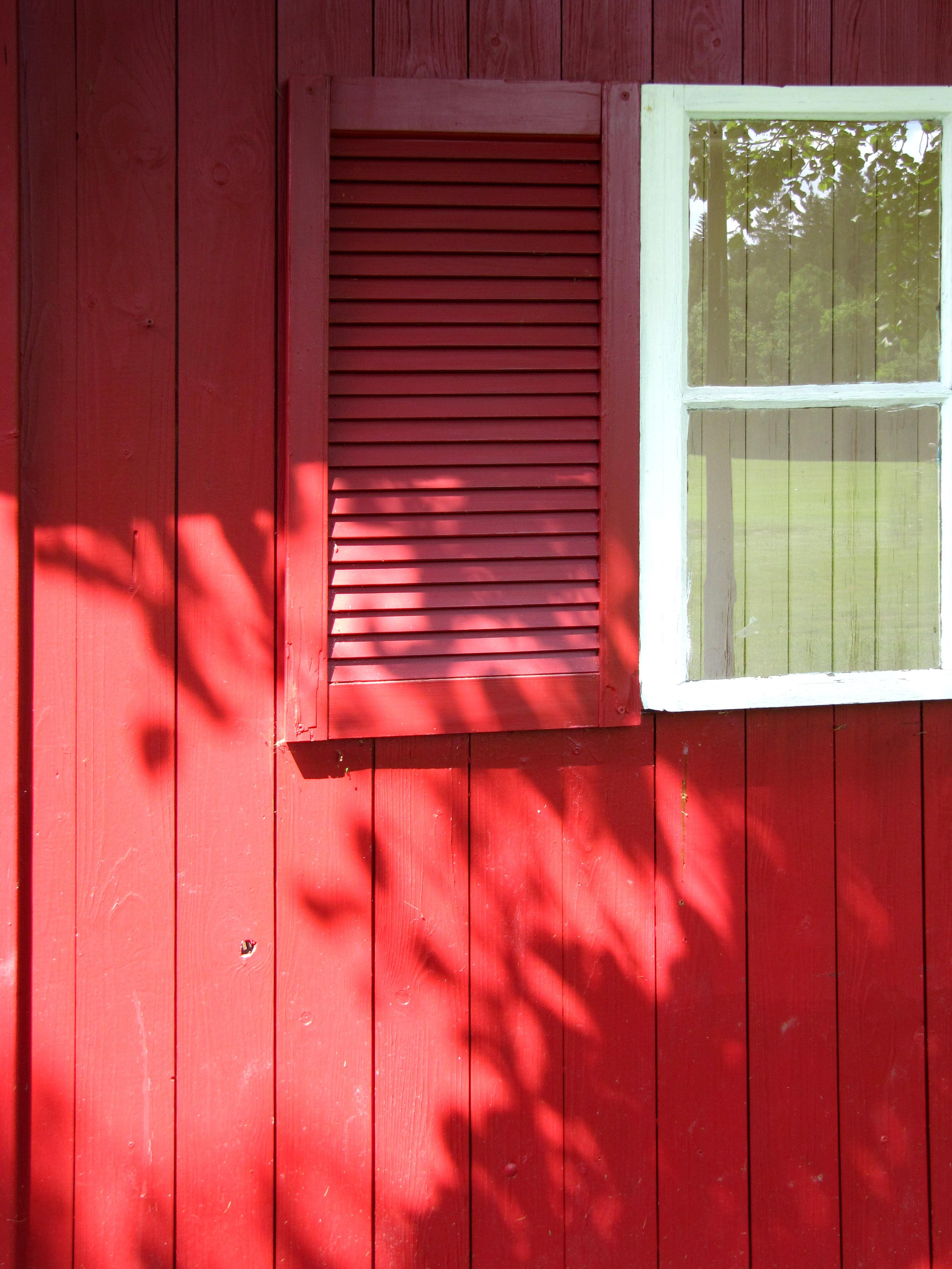 Hingucker Das Holzfenster Furs Gartenhaus