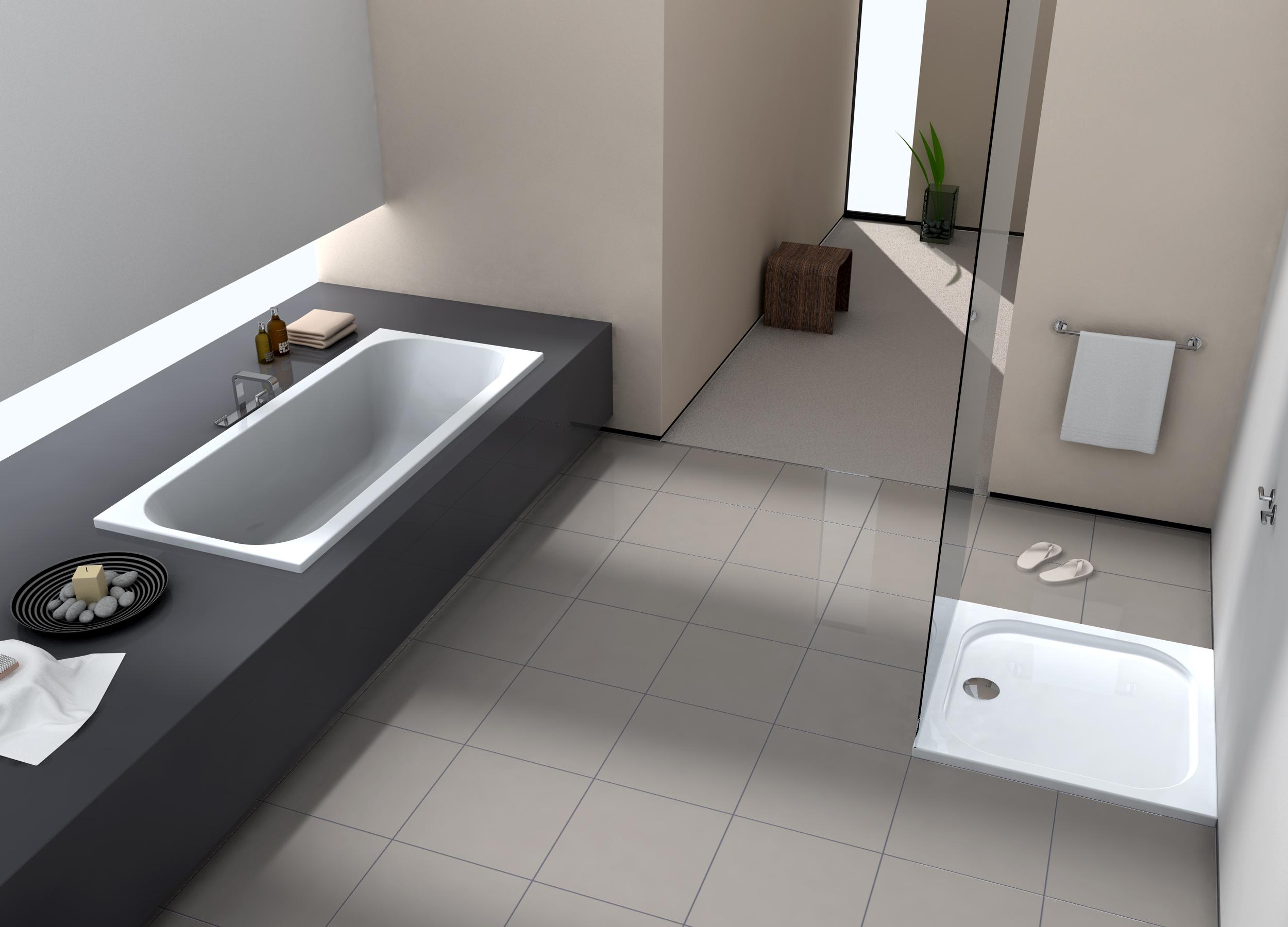 Designs Und Kosten Der Gemauerten Dusche