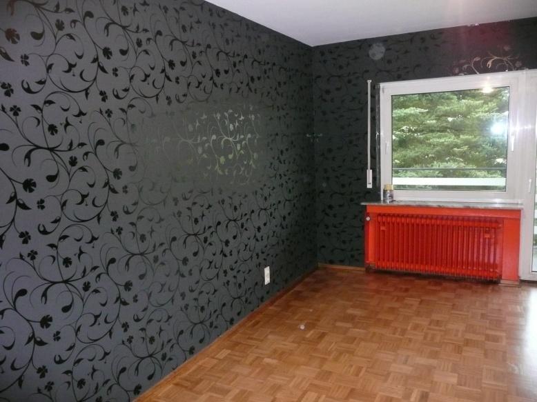 Ulrich Tropp Inh. Andrea Häuser E.K. Maler  U. Lackierbetrieb 35687  Dillenburg Schlafzimmer Tapete
