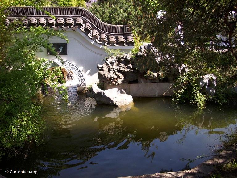 So müssen Sie bei der Planung eines japanischen Gartens vorgehen