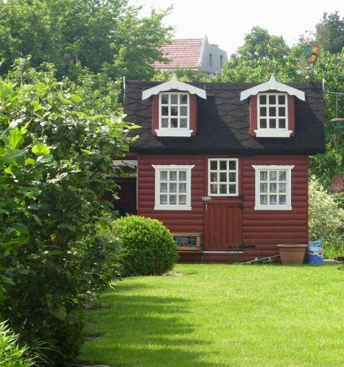 Baumhaus Und Sandkasten Bauen Worauf Sie Achten Mussen