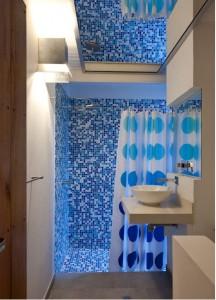 Feuchtraum Plissees für das Bad