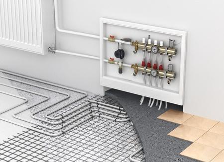 Fußboden Heizung Nachträglich ~ Worauf sie beim verlegen einer fußbodenheizung achten sollten