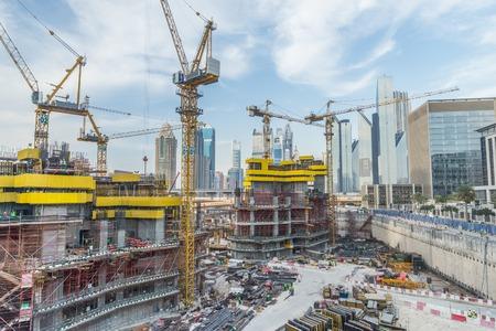 Die 10 größten Baufirmen Deutschlands im Überblick
