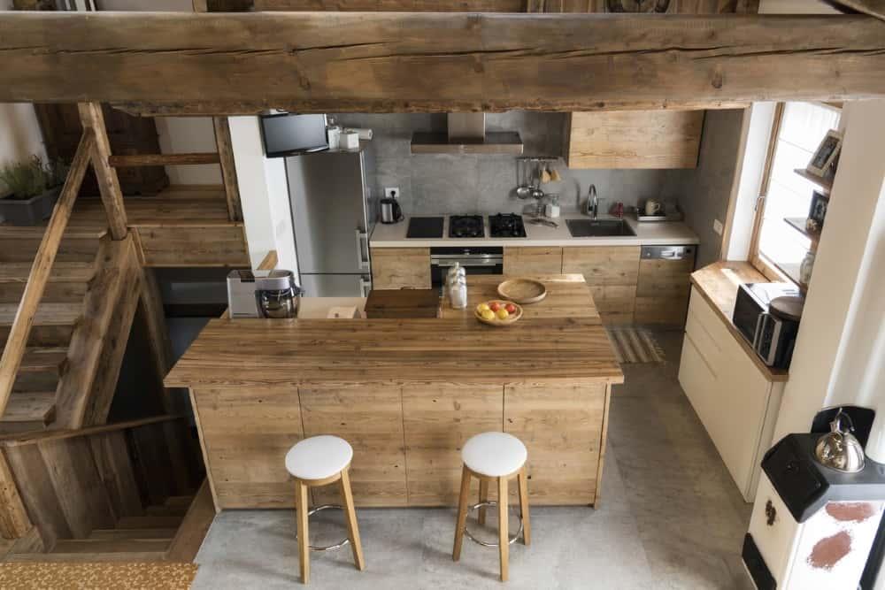 Landhauskuchen Aus Holz Stile Materialien Und Tipps Zur Planung