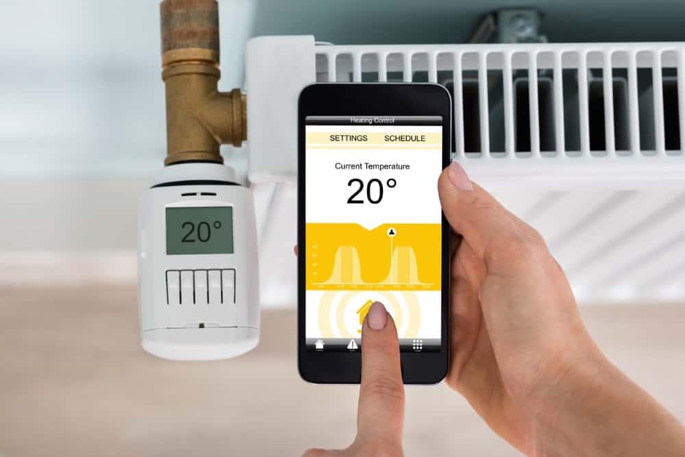 heizung im smart home steuern wie funktioniert 39 s und was bringt es. Black Bedroom Furniture Sets. Home Design Ideas